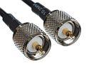 CA400FLEX Black Antenna Cables (LMR-400-UF Ultraflex Identical)
