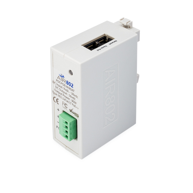 PDCPOEVA90AT DC-DC Converter with 9-36vdc input and 56vdc ouput with up to 90 watts of power