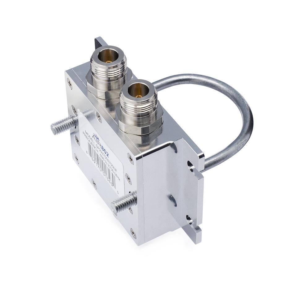 SP2W7002700NF Combiner-Divider-Splitter with U-Bolt Shown Inserted