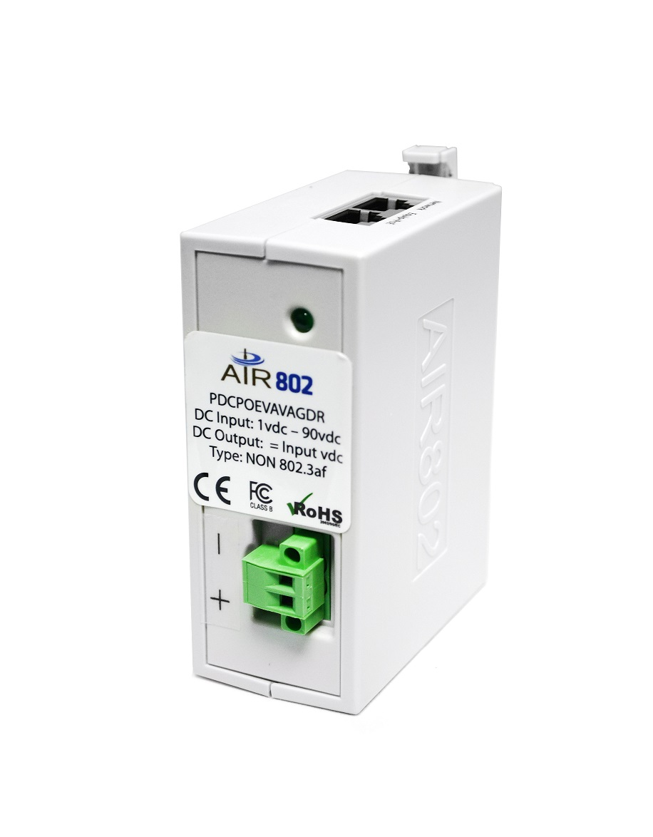 Power over Ethernet| Gigabit PoE Direct DC Insertion Four Pairs